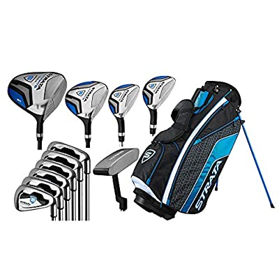 Callaway Men's Strata Ultimate Complete Golf Set (16-Piece) by Callaway