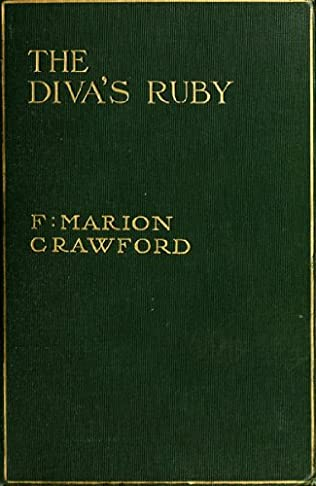book cover of The Diva\'s Ruby