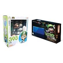 Luigi's Mansion Dark Moon Edition Nintendo 3DS System and Nendoroid Bundle