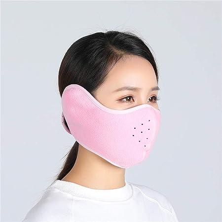 Paul Nal Invierno Motocicleta Máscara Protector Facial Cuello Calentador Calentador Facial Ciclismo Moto Diadema-Rdmz06P: Amazon.es: Hogar