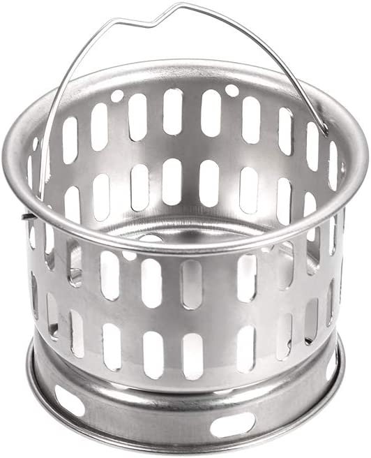 SemperScreen double-walled stainless steel sink basket drainer