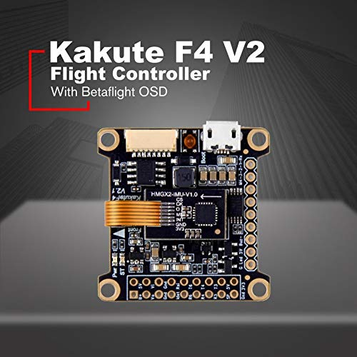 Wikiwand Holybro Kakute F4 V2 Flight Controller Betaflight OSD for RC FPV Racing Drone
