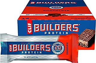 product image for CLIFBAR Food Builders Bar Chocolate (Box of 12)
