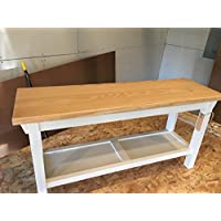 Hallway / Mud Room / Foyer Bench 46 Reduced Height 17.5 Increased Width 17.5