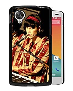 Beautiful Designed Cover Case With Evelyn Evelyn Brunettes Synthesizer Play Light For Google Nexus 5 Phone Case
