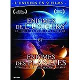 Coffret Enigmes de l'univers + Enigmes des planètes