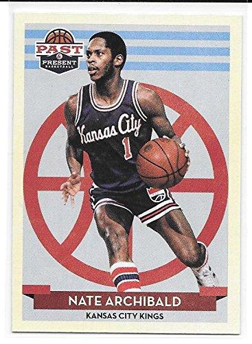 - Nate Archibald 2012-13 Panini Past and Present Kansas City Kings Card #110