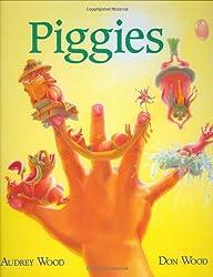 Piggies: Book and Musical CD
