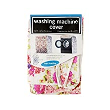 Bulk Buys Dust Sctrach Protective Washing Machine Cover Pack of 12