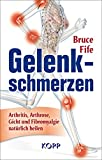 Gelenkschmerzen: Arthritis, Arthrose, Gicht und Fibromyalgie natürlich heilen