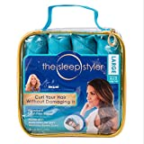 "The Sleep Styler: The heat-free Nighttime Hair Curlers for long, thick or curly hair, Large (6"" Rollers), 8 Count, As Seen on Shark Tank"