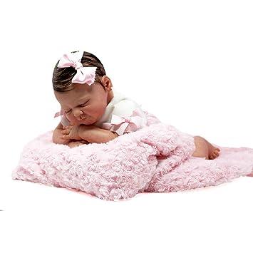 Amazon.es: Muñeca Bebé Recién Nacido, Reborn Original, Oficial y ...