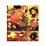 McCall's 3780 Crafts Sewing Pattern Leaves Wreath Pumpkin Placemat Table Runner Harvest Decorations
