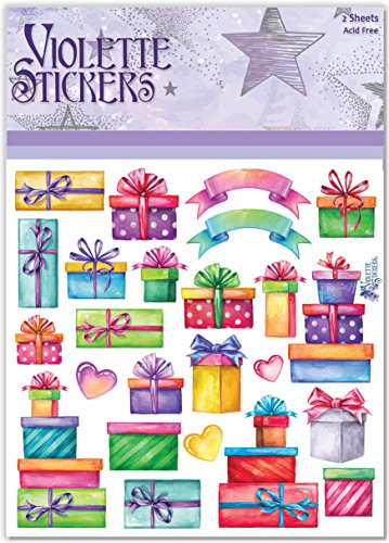 Violette Stickers Party Presents