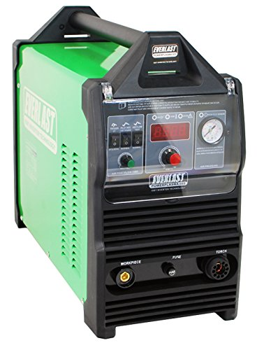 Everlast PP205si 2017 PowerPro 205Si 200A AC Dc Tig 50A Plasma Cutter Multi Process Welder