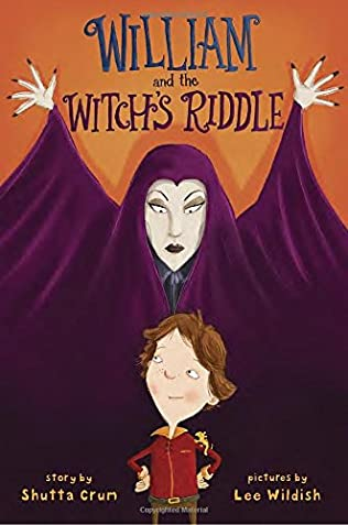 book cover of William and the Witch\'s Riddle