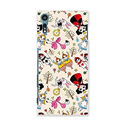 ffb54b48b0 Xperia XZ SO-01J ケース スマコレ スマホケース オリジナルスマートフォンケース ハンドメイド 携帯ケース【print