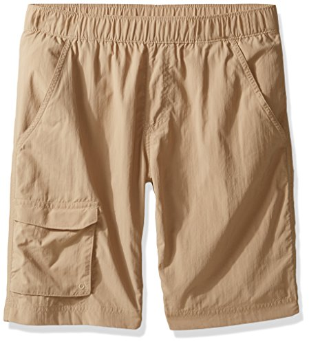 (Columbia Youth Boys' Silver Ridge Pull-On Short, Breathable, UPF 30 Sun Protection)