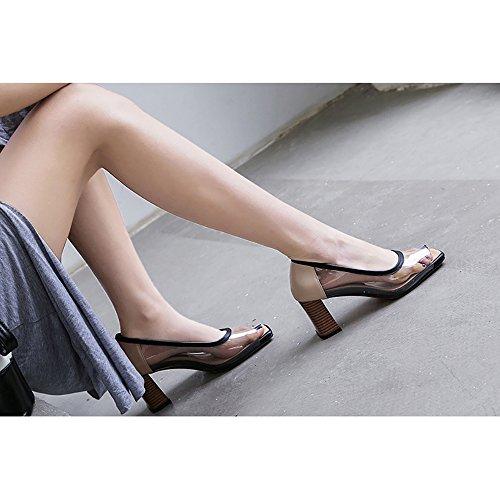 Sandalias De Vestir Popoye Para Mujer Negro T1SnqwqxZ