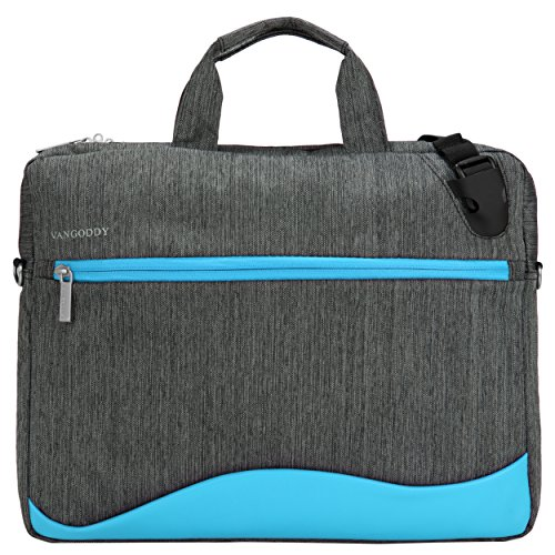 Wave Laptop Briefcase Sleeve Carrying Bag for HP 15.6 inch Laptops