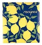 Eccolo World Traveler Recipe Keeper, Lemons