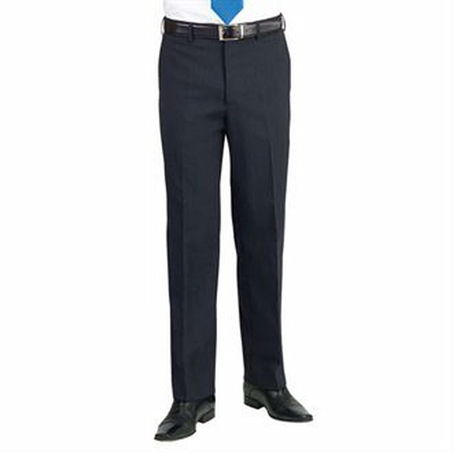 Apollo flat front trousers