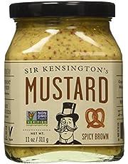 Sir Kensington's Mustard - Spicy Brown - 11 OZ