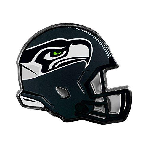 - Team ProMark NFL Seattle Seahawks Helmet Emblem, Green, Standard