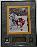 Bobby Orr Signed Boston Bruins Authentic Autographed 8x10 Photo Framed JSA #T21206