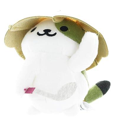 "Little Buddy Neko Atsume Chairman Meow Plush,, 6"": Toys & Games"