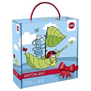 EMSA ANTON ANT - Set infantil, 6 piezas