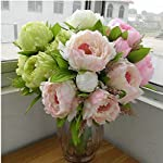 1-Bunch-Hight-Quality-Fake-Peony-Artificial-Flower-Bouquet-Home-Office-Decor-White