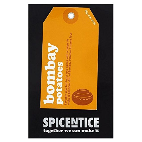 Spicentice Bombay Potatoes Curry Kit - 12g