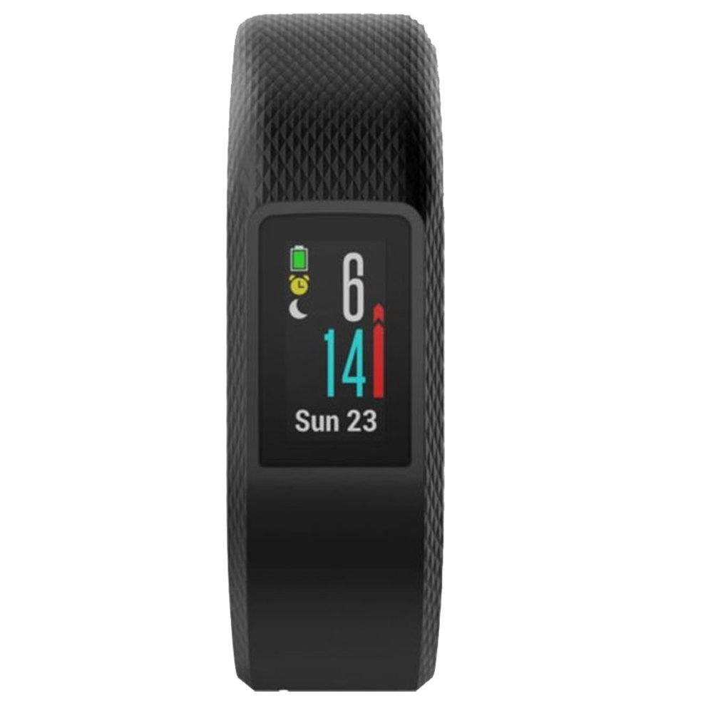 Garmin Vivosport Smart Activity Tracker + Built-in GPS + 1 Year Extended Warranty (Slate, S/M) by Garmin (Image #3)