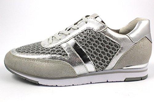 321 Gabor Donna 64 Sneaker 69 Grau pqw6wx