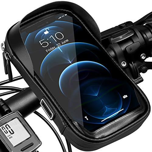 Porte téléphone vélo etanche
