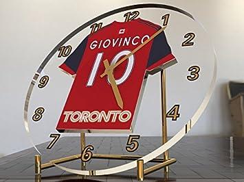 MLS MAJOR LEAGUE SOCCER CAMISETAS FÚTBOL KIT LOTMUSIC RELOJES - - CUALQUIER NOMBRE, CUALQUIER NÚMERO, CUALQUIER EQUIPO! Toronto FC MLS: Amazon.es: Oficina y ...