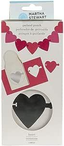 Martha Stewart Crafts Garland Punch Heart