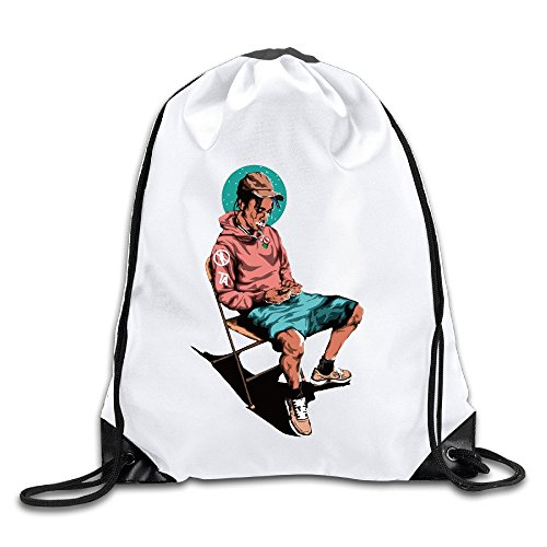 Webster Sports Drawstring Backpack For Men & Women ()