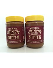 Trader Joe's Speculoos Crunchy Cookie Butter - 2 Pack