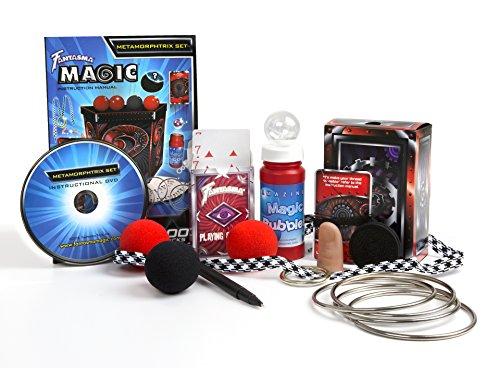 Fantasma Metamorphtrix Magic Show (Professional Magician Kit)