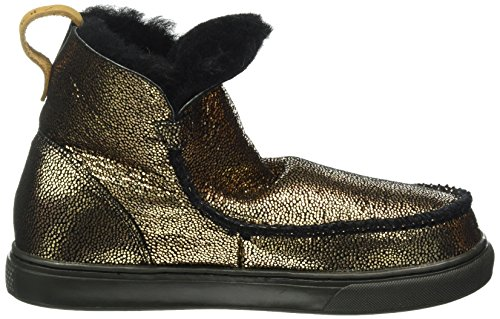 Nat-2 Sneep, Women's Warm-Lined Short-Shaft Boots and Bootees Multicolor - Mehrfarbig (Bronze Dots)
