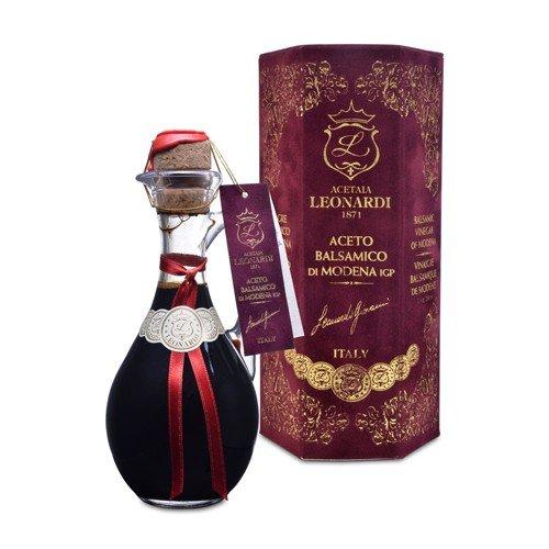 Acetaia  Leonardi Bordeaux Series 15 Balsamic Vinegar, 8.45 Fluid Ounce