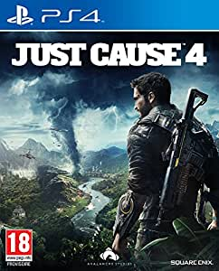 Just Cause 4 PS4 Orijinal Açma Şeritli