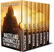 The Wasteland Chronicles: The Post-Apocalyptic Box Set