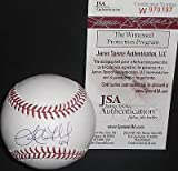 Sam Tuivailala St Louis Cardinals Autographed Signed Baseball JSA WITNESS COA