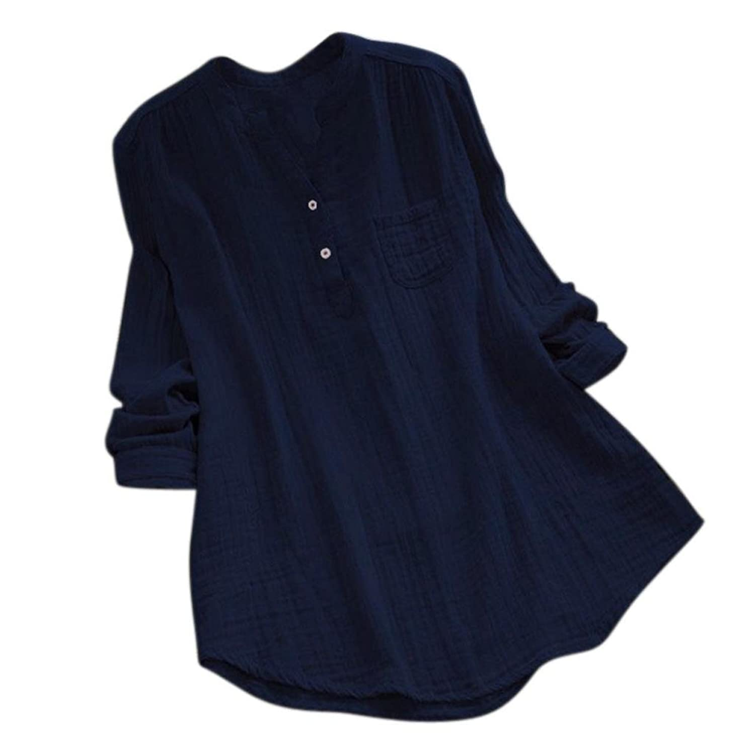 0dafd7a3b3f Gender:Women Occasion:Daily,Casual Material:Cotton Pattern Type: Solid  Style:Casual Sleeve length: Full Collar: Stand Fit:Fits ture to size