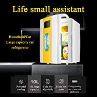 Aidasone 10 L Drinks Nevera Mini • Refrigerador Eléctrico Portátil ...