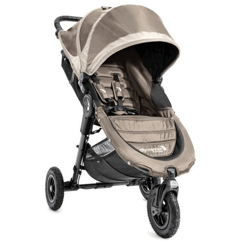 Baby Jogger 2014 City Mini GT Single Stroller, Sand/Stone