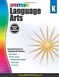 Spectrum Language Arts, Grade K